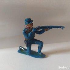 Figuras de Goma y PVC: FIGURAS DE PVC JECSAN CONFEDERADOS UNIONISTAS GUERRA CIVIL NORDISTAS. Lote 229483290