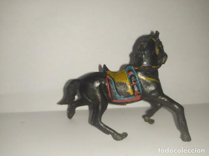 Figuras de Goma y PVC: caballo teixido años 50 - Foto 2 - 229486550