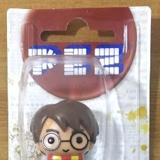Dispensador Pez: DISPENSADOR CARAMELOS PEZ HARRY POTTER. Lote 229489555