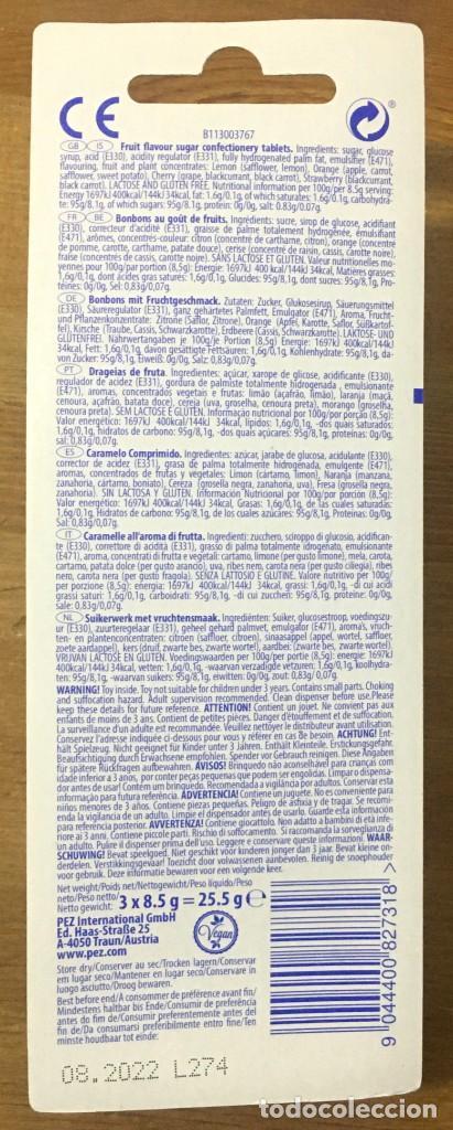 Dispensador Pez: DISPENSADOR CARAMELOS PEZ HARRY POTTER - Foto 2 - 229489555