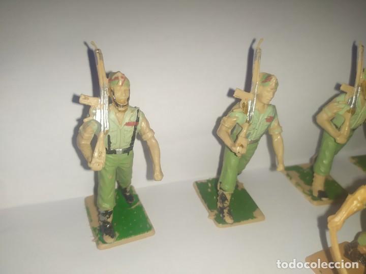 Figuras de Goma y PVC: .figuras reamsa desfile soldados españoles legión legionarios - Foto 2 - 229670905