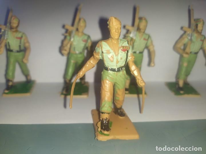 Figuras de Goma y PVC: .figuras reamsa desfile soldados españoles legión legionarios - Foto 4 - 229670905