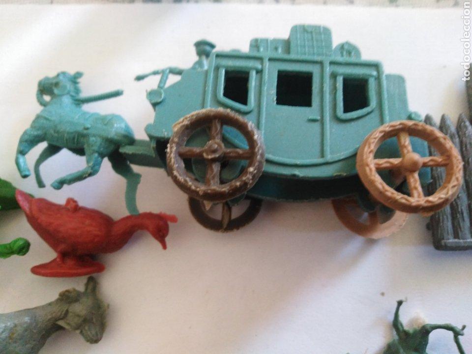 Figuras de Goma y PVC: Lote figuras montaplex - Foto 6 - 229680095