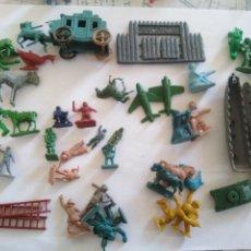 Figuras de Goma y PVC: LOTE FIGURAS MONTAPLEX. Lote 229680095