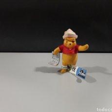 Figuras de Goma y PVC: FIGURA PVC WINNIE THE POOH BULLYLAND NUEVA. Lote 229744250