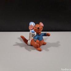 Figuras de Goma y PVC: FIGURA PVC CANGURO WINNIE THE POOH RITO BULLYLAND. Lote 229776645