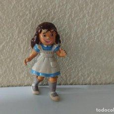 Figuras de Goma y PVC: FIGURA PVC ALICIA AL PAIS DE LAS MARAVILLAS COMICS SPAIN COMIC 1987. Lote 229781170