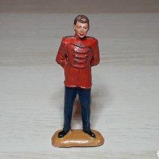 Figuras de Goma y PVC: VIGILANTE ACOMODADOR CIRCO, FABRICADO EN GOMA, JECSAN MADE IN SPAIN, ORIGINAL AÑOS 50.. Lote 229920590