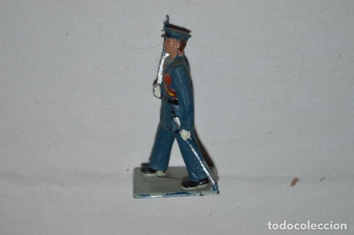 Figuras de Goma y PVC: EJERCITO DEL AIRE - Antiguo/vintage - 13 Soldados desfilando - REAMSA y GOMARSA - ¡Mira fotos! - Foto 28 - 230052315