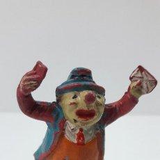 Figuras de Goma y PVC: EL SEÑOR DON ULISES HIGUERUELO - FAMILIA ULISES . REALIZADA POR TEIXIDO . ORIGINAL AÑOS 50 EN GOMA. Lote 230262905