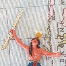 Figuras de Goma y PVC: JECSAN INDIO. Lote 230351220