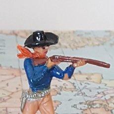 Figuras de Goma y PVC: JECSAN VAQUERO. Lote 230352065
