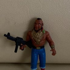 Figuras de Goma y PVC: MA BARACUS MISTER T EQUIPO A FIGURITA PVC DE LOS 80. Lote 230532710