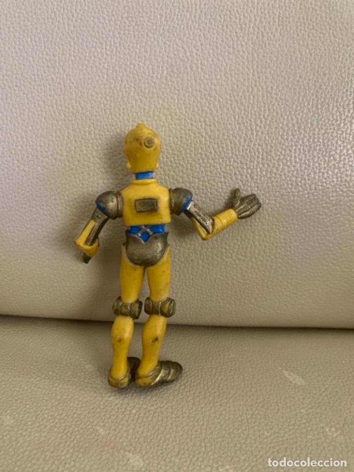Figuras de Goma y PVC: Figura PVC C-3PO C3PO Comics Spain Star Wars Droids & Ewoks Muy Buen Estado Pocas Faltas de Dorado - Foto 3 - 230532970