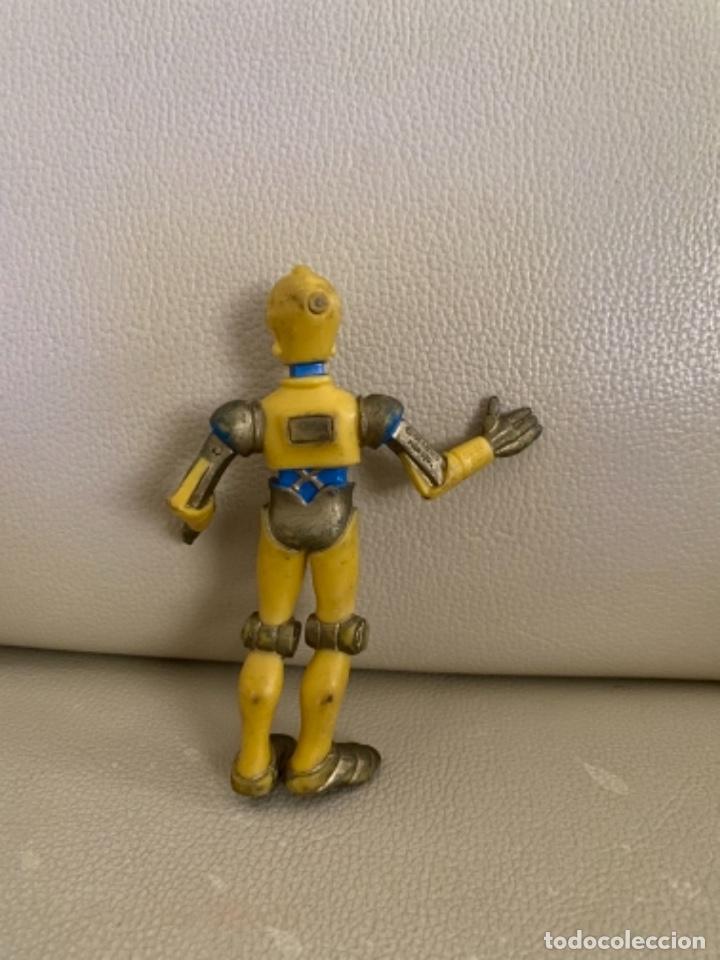 Figuras de Goma y PVC: Figura PVC C-3PO C3PO Comics Spain Star Wars Droids & Ewoks Muy Buen Estado Pocas Faltas de Dorado - Foto 5 - 230532970