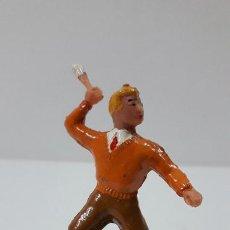 Figuras de Goma y PVC: PEDRIN . FIGURA REALIZADA POR ESTEREOPLAST . SERIE ROBERTO ALCAZAR Y PEDRIN . ORIGINAL AÑOS 60. Lote 230690200