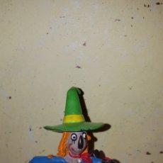 Figuras de Goma y PVC: FIGURA PVC ESPANTAPÁJAROS COMICS SPAIN MAGO DE OZ MUY DIFÍCIL DE ENCONTRAR MUÑECO AÑOS 80 90 DIBUJOS. Lote 230718860