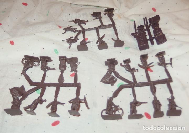 SOBRE MONTAPLEX,HAZAÑAS BÉLICAS,A ESTRENAR (Juguetes - Figuras de Goma y Pvc - Montaplex)