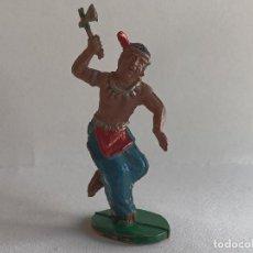 Figuras de Borracha e PVC: INDIO DE GOMA ALCA CAPELL. Lote 230843600
