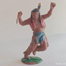 Figuras de Borracha e PVC: INDIO DE GOMA ALCA CAPELL. Lote 230843815