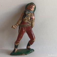 Figurines en Caoutchouc et PVC: COWBOY DE GOMA TEIXIDO. Lote 230844565