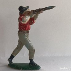 Figurines en Caoutchouc et PVC: COWBOY DE GOMA TEIXIDO. Lote 230845030