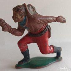 Figuras de Borracha e PVC: COWBOY DE GOMA TEIXIDO. Lote 230845150