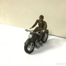 Figuras de Goma y PVC: DESFILE MILITAR TEIXIDO MOTO BRAZOS MOVILES NO PECH REAMSA JECSAN COMANSI LAFREDO. Lote 231249905