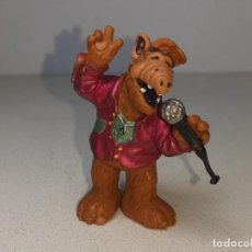 Figuras de Borracha e PVC: BULLY : ANTIGUA FIGURA DE GOMA DE ALF SUPER STAR AÑO 1988. Lote 231304075