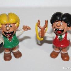 Figuras de Borracha e PVC: ZIPI Y ZAPE DE GOMA CATALONIA PRESS COMICS SPAIN - AÑO 85. Lote 231376535