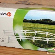 Figuras de Goma y PVC: SCHLEICH - FARM LIFE - 40186 - VALLA CERCO - NUEVO Y EN SU CAJA ORIGINAL - SIN USO. Lote 231568930