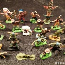 Figuras de Goma y PVC: LOTE - BRITAINS. Lote 231809945
