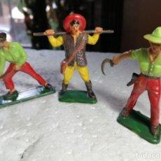 Figuras de Goma y PVC: CAMPESINOS - STARLUX. Lote 231810915
