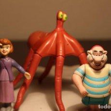 Figuras de Goma y PVC: LOTE DE FIGURAS DISNEY DE PETER PAN 2 DE MCDONALD'S 2002. Lote 231878000