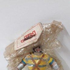 Figuras de Goma y PVC: GOLIATH - BLISTER ORIGINAL . REALIZADO POR JIN . SERIE CAPITAN TRUENO . ORIGINAL AÑOS 50 EN GOMA. Lote 231946020
