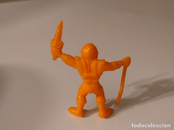 Figuras de Goma y PVC: FIGURA SKELETOR MASTERS DEL UNIVERSO MOTU - DUNKIN PHOSKITOS PANRICO CROPAN AÑOS 80 - Foto 2 - 232222375