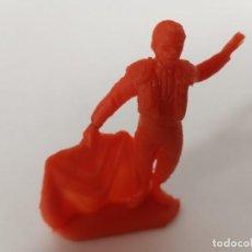 Figuras de Goma y PVC: FIGURA TORERO JECSAN TEIXIDO. Lote 232496210