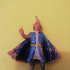 Figuras de Goma y PVC: ESTEREOPLAST SARAJAK PLÁSTICO AÑOS 60. Lote 232685700