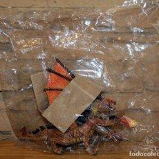 Figuras de Goma y PVC: BULLYLAND - DRAGON DE TRES CABEZAS - NUEVO Y PRECINTADO - CON ETIQUETA - 20X16CM. Lote 232821690