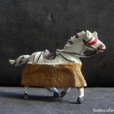 Figuras de Goma y PVC: TEIXIDO TOROS CABALLO. Lote 233115610