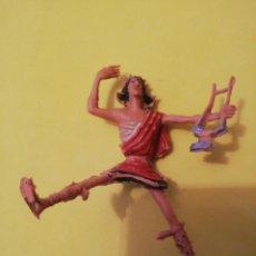 Figuras de Goma y PVC: ESTEREOPLAST FIDEO MILETO PLÁSTICO AÑOS 60. Lote 233205525
