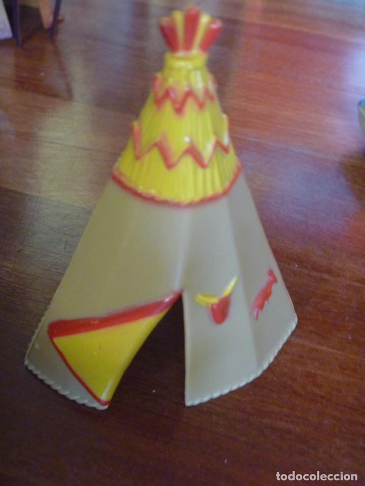 Figuras de Goma y PVC: TIENDAS INDIO COMANSI MÁS CANOA Y CACTUS - Foto 5 - 233416030