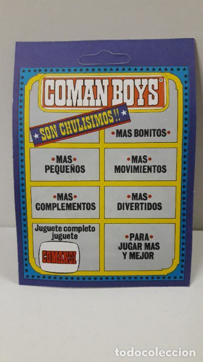 Figuras de Goma y PVC: BLISTER DE SOLDADOS DEL MUNDO - COMAN BOYS . REALIZADO POR COMANSI . REF 661 ULTIMAS SERIES - Foto 2 - 233568455