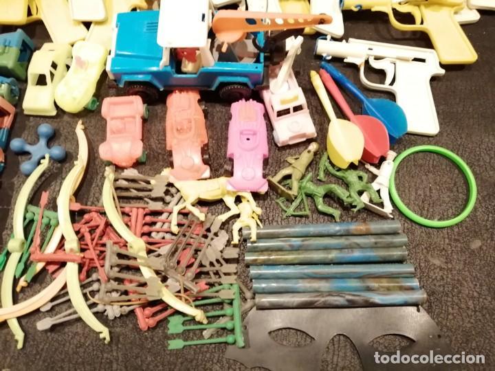 Figuras de Goma y PVC: Lote pipero kiosco - Foto 4 - 233594485