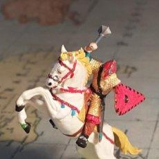 Figurines en Caoutchouc et PVC: ELASTOLIN HISTOREX NORMANDO. Lote 233738460