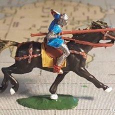 Figurines en Caoutchouc et PVC: ELASTOLIN HISTOREX NORMANDO. Lote 233738685