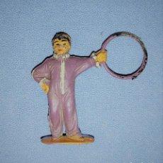 Figuras de Borracha e PVC: FIGURA DEL CIRCO DE JECSAN ORIGINAL AÑOS 60 LOTE 6. Lote 233828820