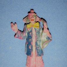 Figuras de Borracha e PVC: FIGURA DEL CIRCO DE JECSAN ORIGINAL AÑOS 60 LOTE 7. Lote 233828965