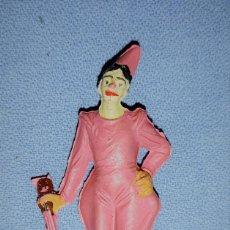 Figuras de Borracha e PVC: FIGURA DEL CIRCO DE JECSAN ORIGINAL AÑOS 60 LOTE 11. Lote 233829695