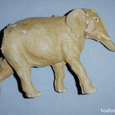 Figuras de Borracha e PVC: FIGURA DEL CIRCO DE JECSAN ORIGINAL AÑOS 60 LOTE 15. Lote 233830845